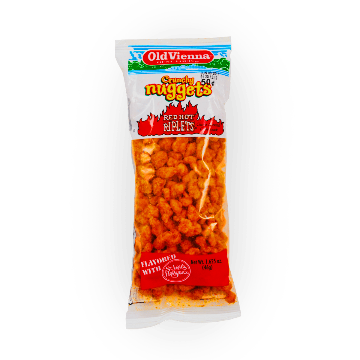 Old Vienna Red Hot Nuggets Package