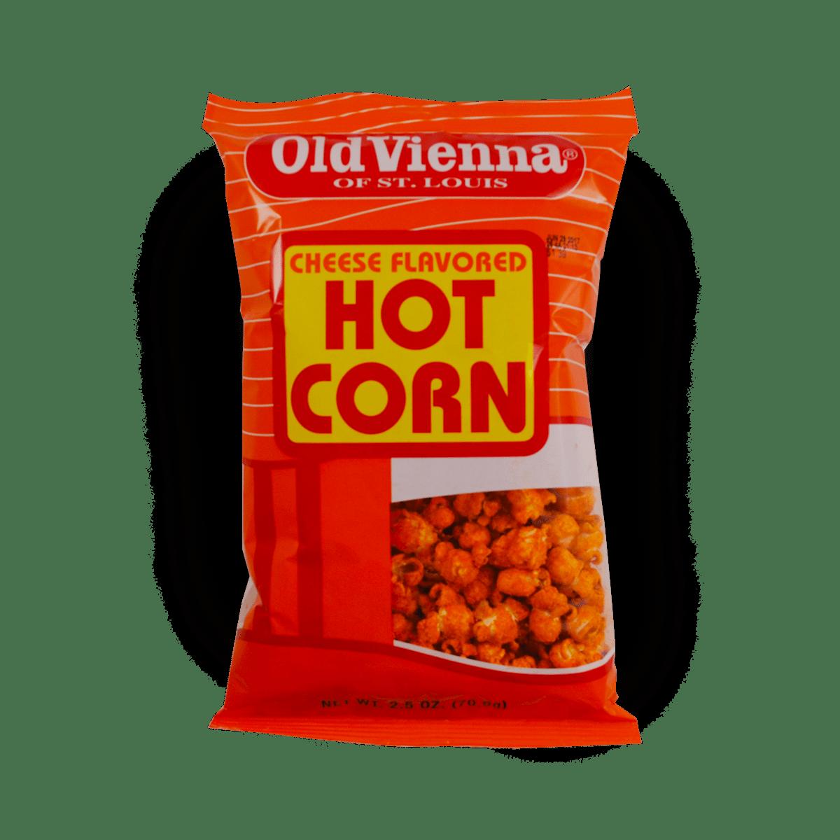 Old Vienna Hot Cheese Popcorn