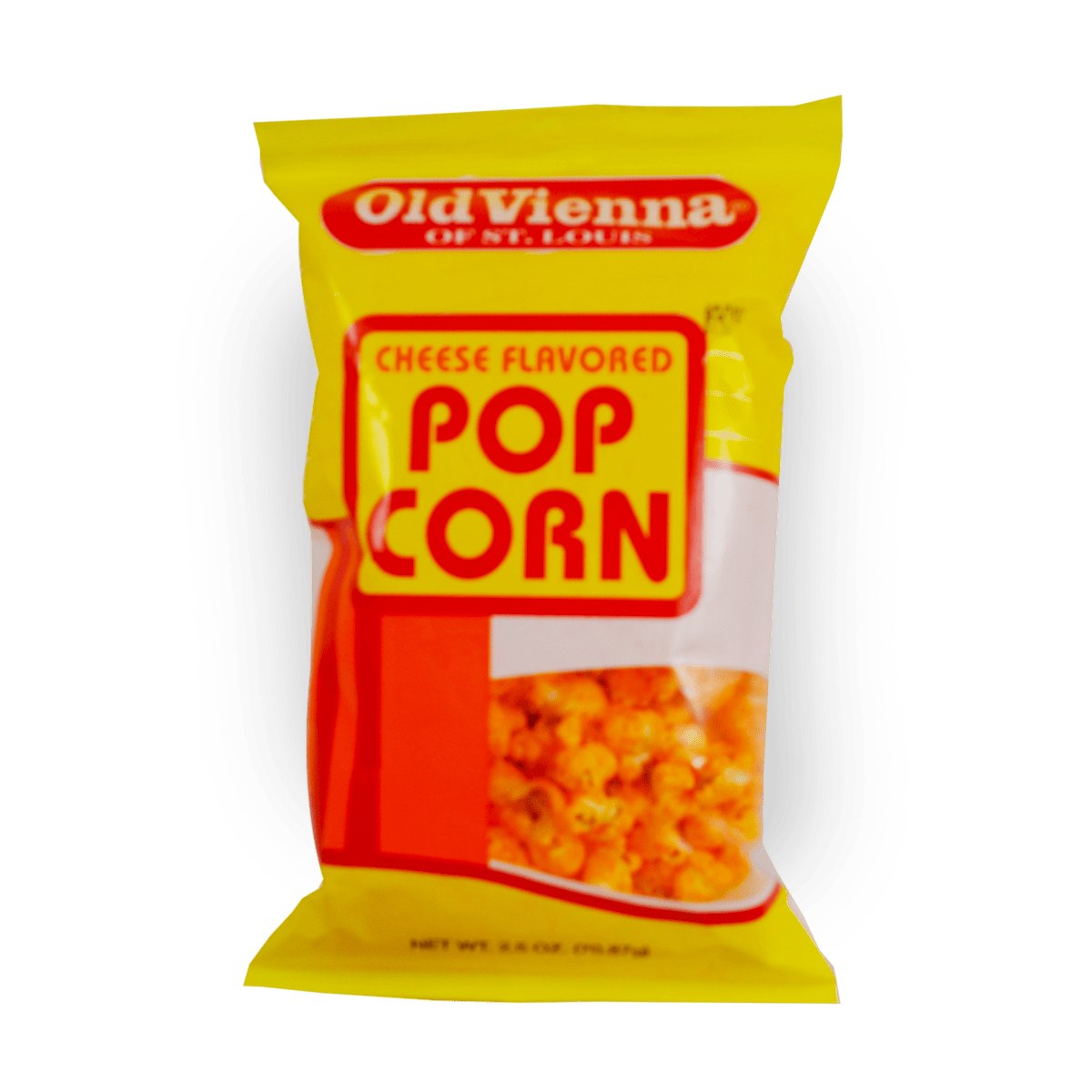 Old Vienna Cheese Flavored Popcorn