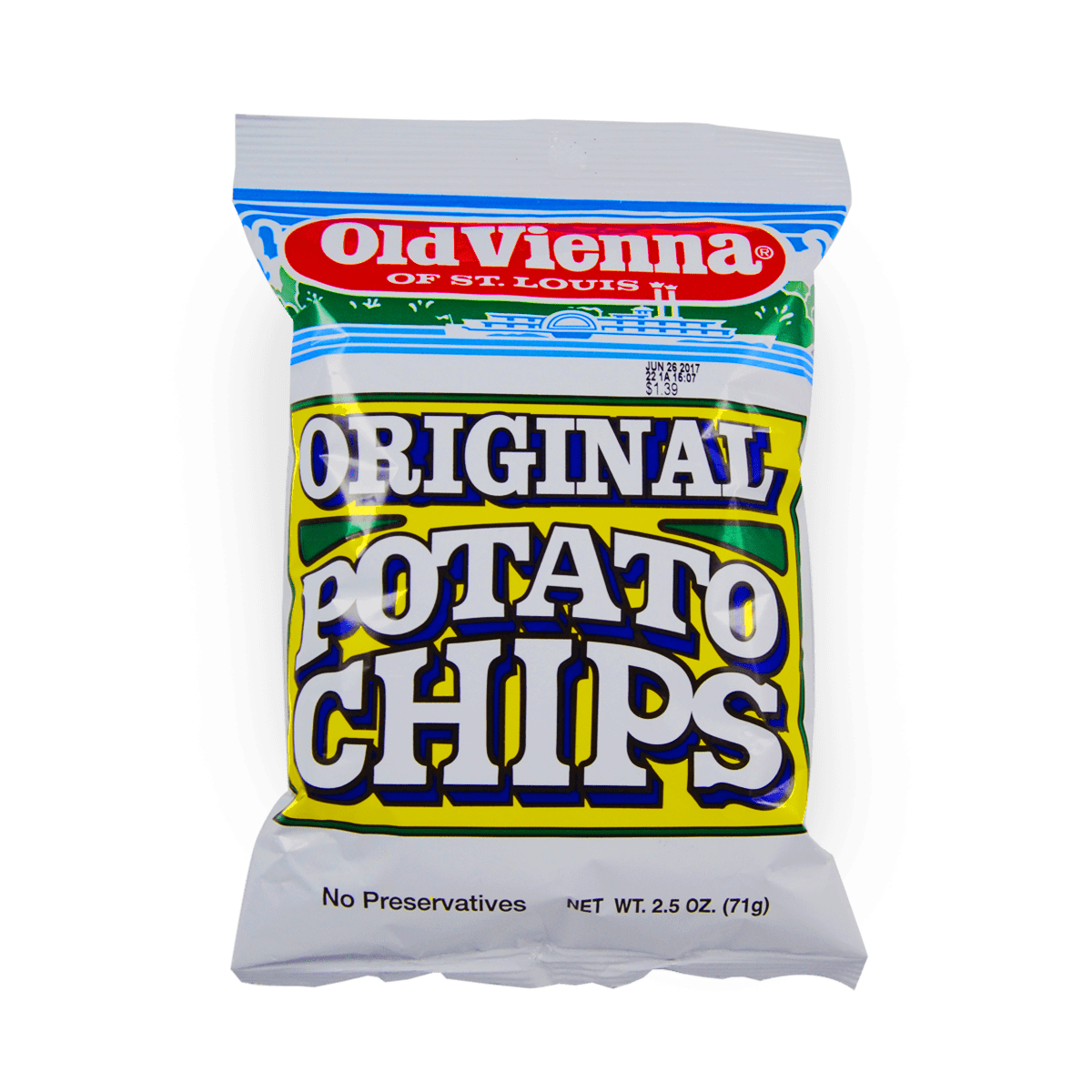Old Vienna Original Potato Chips